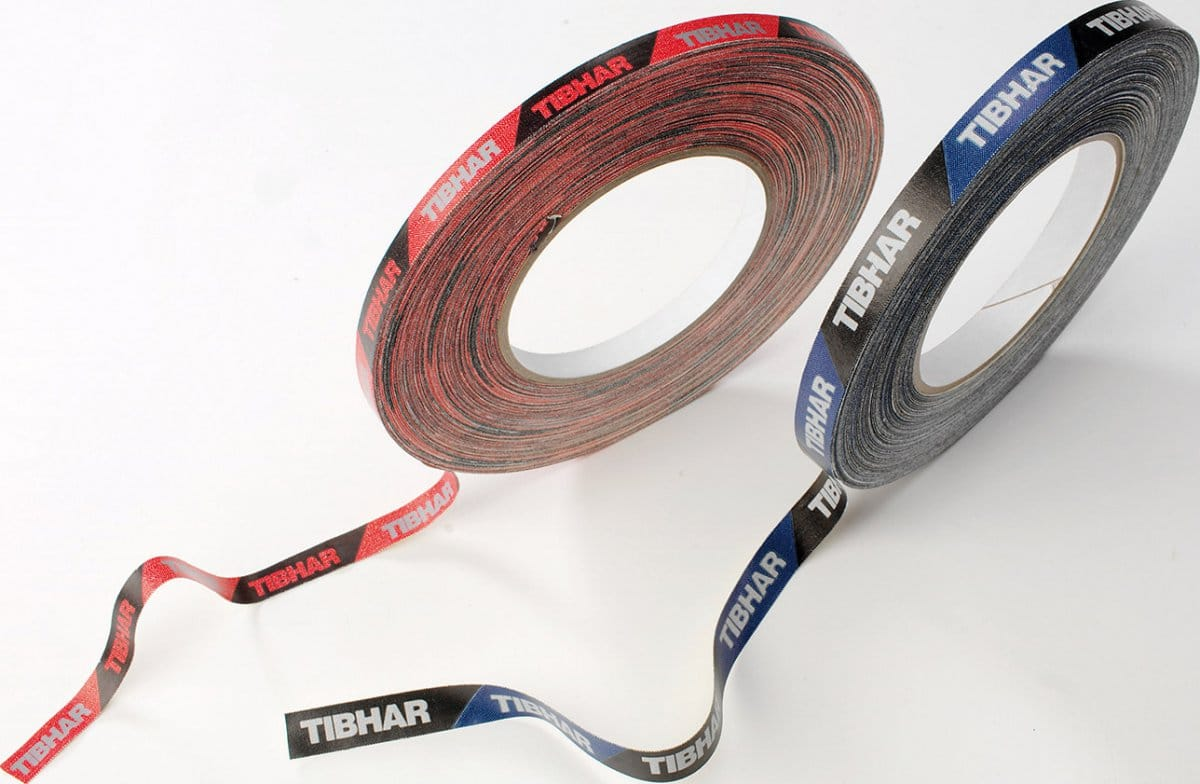 TIBHAR Edgetape 9mm 100 Bat Roll Red